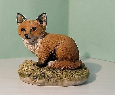 Fox By Arden Sculptures - Perfect Condition