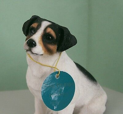 Jack Russell Terrier By Leonardo - Perfect Condition