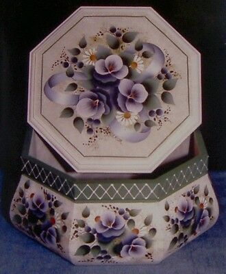 """Gail Anderson Tolehaven Limited Collection pattern """"Perfect Pansies"""""""
