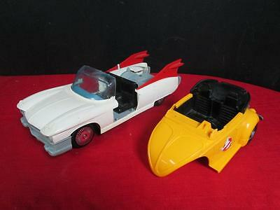 Vintage Orig 1980's Ghostbusters Kenner Ecto-1 & VW Replacement PARTS
