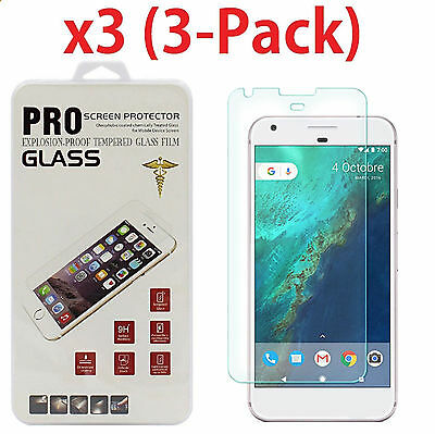 "Tempered Glass Screen Protector Saver For Google Pixel 5.0"" & Google Pixel 5.5"""