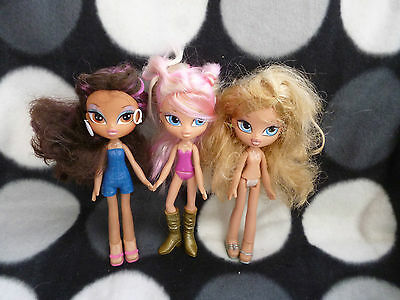 BRATZ Doll ~ BUNDLE of 3 x DOLLS Selection