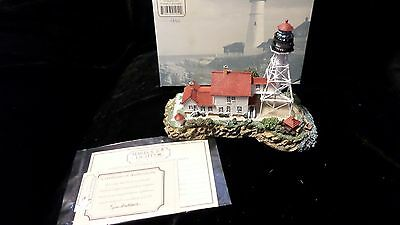 Whitefish Point -  Harbour LIghts - #254 - #1934/6500- NIB with COA