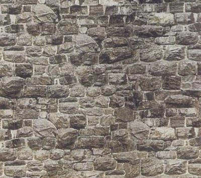 ## 8 SHEETS SELF ADHESIVE STONE wall 21x29cm 1 Gauge 1/32 CODE 6UfSo
