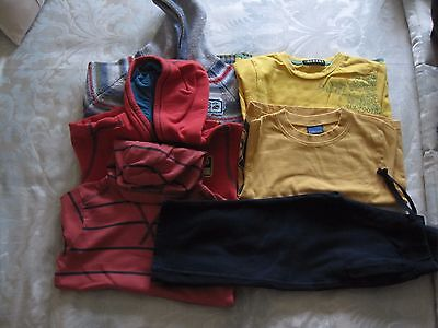 Bundle of boys clothes age 2 to 3