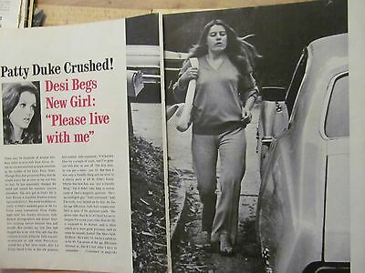Patty Duke, Four Page Vintage Clipping