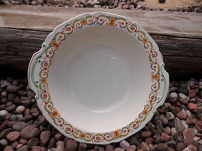 Vintage Grindley  Tunstall pottery Bowl pattern The Torina