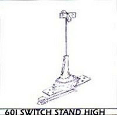 Berkshire Valley 601 O Switch Stand High