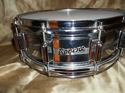 Rogers Dynasonic vintage 1960s snare drum