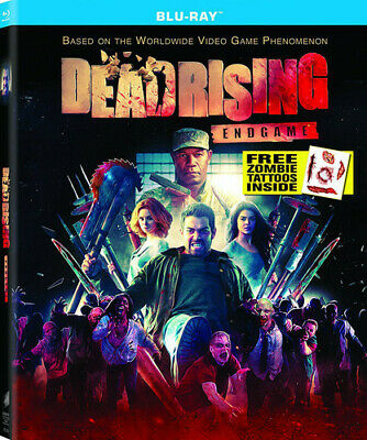 Dead Rising: Endgame [New Blu-ray] Ac-3/Dolby Digital, Dolby, Subtitled, Wides