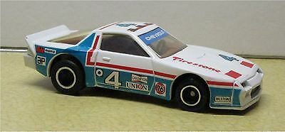 1/40 BLUE CAMARO PRO-STOCKER by MATCHBOX -1983 - GREAT FOR TRACK SCENERY!