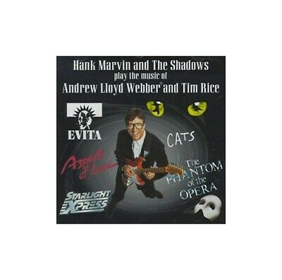 The Shadows - Hank Marvin and The Shadows Play the Musi... - The Shadows CD DMVG