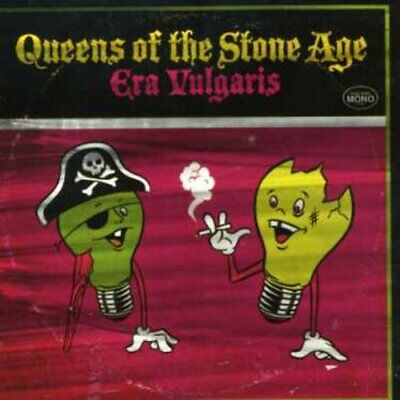 Queens Of The Stone Age - Era Vulgaris - Queens Of The Stone Age CD 66VG The The