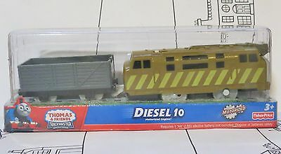 New In Box Thomas & Friends Trackmaster Motorized Engine Diesel 10