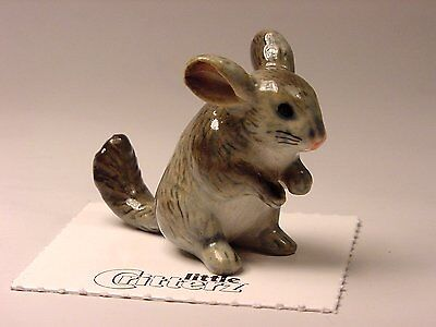 """Little Critterz - LC937 """"Andes"""" Chinchilla"""