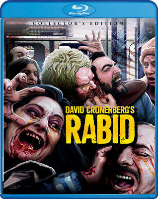 Rabid (Collector's Edition) [New Blu-ray] Collector's Ed