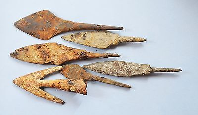 Ancient  Viking Era  Arrowheads