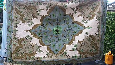 Antique Hand Embroidery Kashmir [ made in India ]