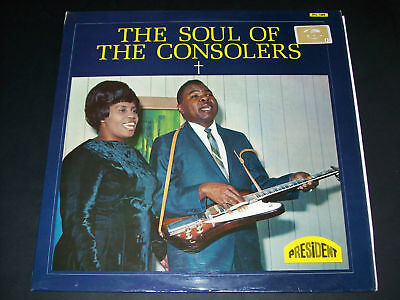 The Consolers - The Soul Of The Consolers - LP [VG]