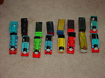 Thomas Train & Friends Plastic Battery Operated Trackmaster Trains - Not Working