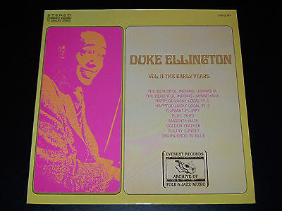 Duke Ellington - Vol. II / The Early Years - LP [VG]