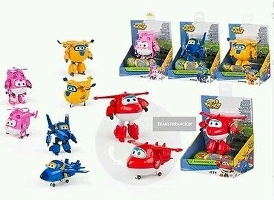 figura transformable super wings