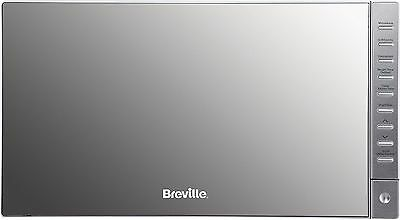 Breville BRMC2516 Combination Microwave Oven 25L 900W 6 Levels - Silver A