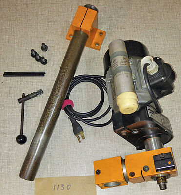 Emco Compact 5 / 8 Lathe Mill Drill Vertical Milling Attachment  1130