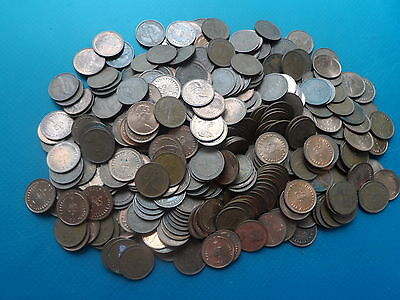 700 GRAMS OF 1/2p DECIMAL COINS QUEEN ELIZABETH II..
