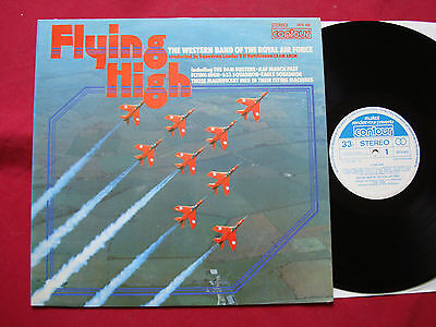 The Western Band Of The Royal Air Force Flying High (4213) Contour (1975) LP