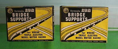 Wrenn Motor Racing Formula 152 Bridge And Track Supports T30 New