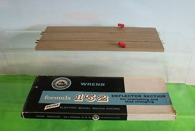 Wrenn Motor Racing Formula 152 Deflector Section Boxed 1950/60's
