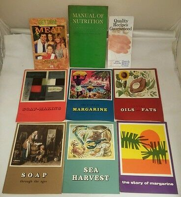 History of products 8 magazines Soap Oils & Fats Margerine Sea Harvest Nutrition