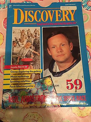 Marshall Cavendish Discovery Collection Part 59 Neil Armstrong