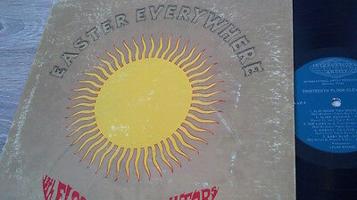rare 13th Floor Elevators ★ EASTER EVERYWHERE 1967 psychedelic sounds of no mono