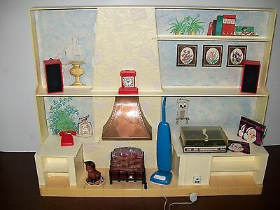 Sindy Vintage Electronic Wall of Sound - Working