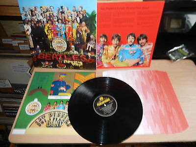 The Beatles - Sgt Peppers Lonely Hearts Club Band 180g Re Issue With Extras
