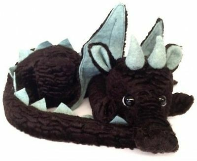 Snape, Limited Edition Dragon from Kaycee Bears. Hand Made in England. Free UK