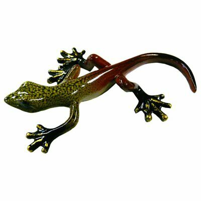 Rainbow Gecko Ornament F