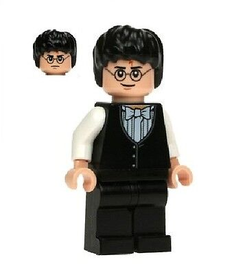LEGO Harry Potter Minifig in Yule Ball Outfit NEW