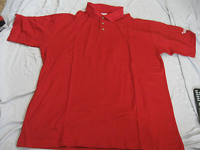 Superior Uniform Group Uniform Red Polo, size L Smith's Food & Drug Stores