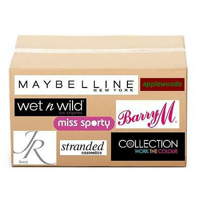 50 mixed cosmetics makeup wholesale party bag wedding favor gift maybelline more