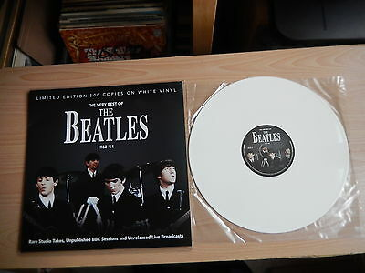 The Beatles - The Very Best Of 62 - 64 (Coda) Limited Edition White Vinyl