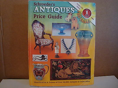 Schroeders Antiques Price Guide 26th Edition