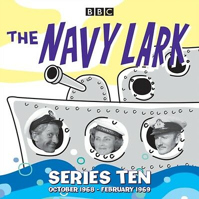 The Navy Lark: Collected Series 10: 18 Episodes of the classic BBC Radio 4 sitc.
