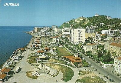 General View Of Durresi, Albania.