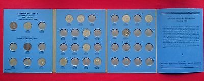 Holder - Great Britain Shillings Collection 1953-1966