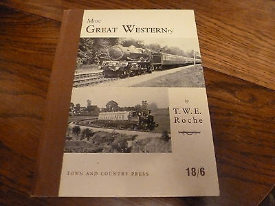 MORE GREAT WESTERNry BY T.W.E. ROCHE 1969