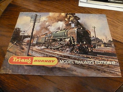 1971 Model Train Catalogue Triang Hornby Railways Edition 17