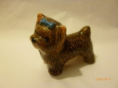Wade-Whimsie Hand Painted Yorkshire Terrier